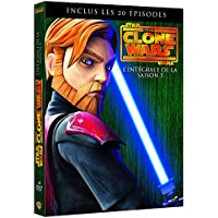 Star Wars: The Clone Wars Saison 5 DVD