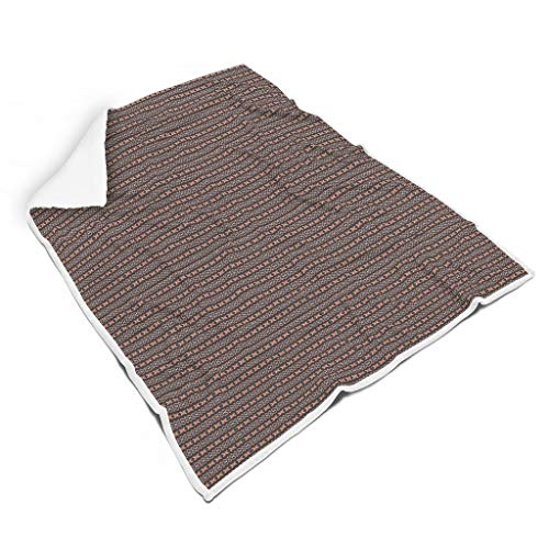 TengmiuXin schick Couchdecke für Couch-Schlafsofa Herbst Winter Frühling für Kinder oder Erwachsene Warmer Stil White 130x150cm
