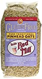 Bob's Red Mill Gluten Free Wholegrain Pinhead Oats 640 g (Pack of 2)