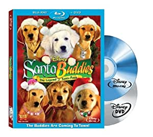 Santa Buddies [Blu-ray] [2009] [US Import]