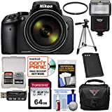 Best Nikon Batteries For Flashes - Nikon Coolpix P900 Wi-Fi 83x Zoom Digital Camera Review
