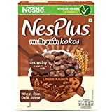 Nestlé NesPlus Breakfast Cereal, Multigrain Kokos – Choco Crunch, 350g Carton