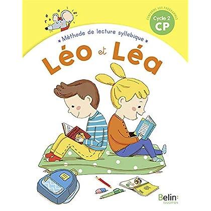 Méthode de lecture syllabique CP Cycle 2 Léo et Léa : Manuel