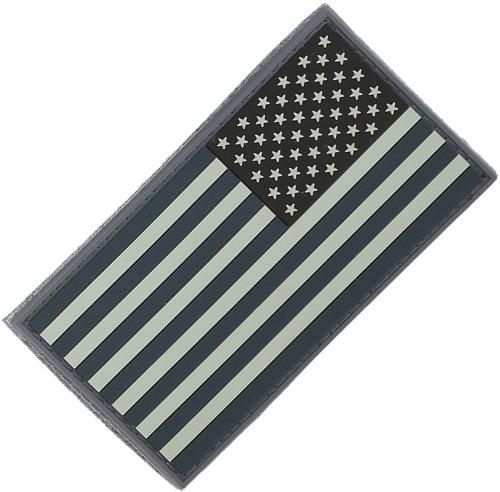 Maxpedition Umkehren USA-Flagge Klein (SWAT) Moral Patch - 1st National Flag
