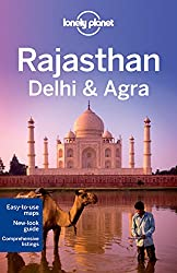 Lonely Planet Rajasthan, Delhi & Agra