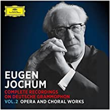 Complete Recordings on Dg Vol.2 Opera & Choral