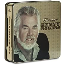 Kenny Rogers Forever (The Best Of) After Dark, 10 Years Of Gold 3 CD by Kenny Rogers (Collector'S Edition - Tin Can )