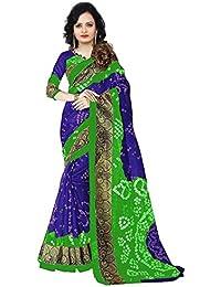 Krishna Enterprises Bhagalpuri Silk Green And Blue Color Women Saree, Saree 1000 Rupees New Design Sarees, Saree...