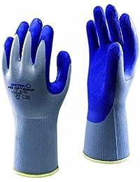 Dickies Mens Opt-Grip Work Wear Glove Blue S,M,L