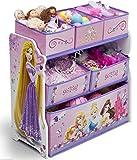 Disney Princess Regal Aufbewahrungsregal Kinderregal Spielzeugkiste Prinzessin 84480PS