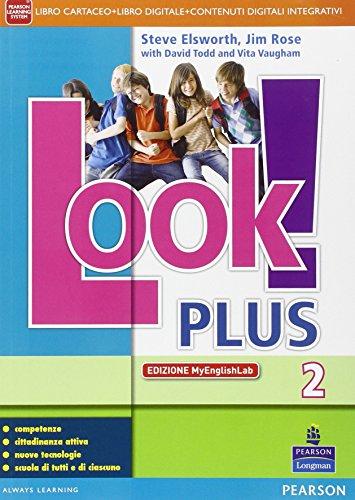 Look! Plus. Ediz. mylab. Per la Scuola media. Con e-book. Con espansione online: 2