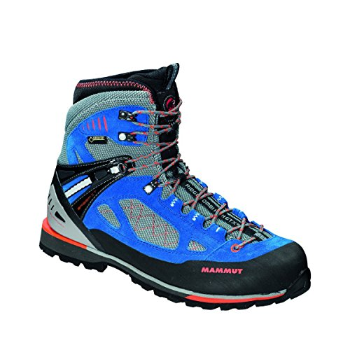 Raichle / Mammut Ridge Combi High WL GTX Men d'cyan/d'orange