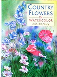 Country Flowers in Watercolour