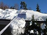 Lsnow Schneeräumwerkzeug, Schneeräumwerkzeug für Dach, Dachschiebewerkzeug,Verwenden Sie DHL, um so schnell wie möglich zu versenden