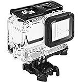 GoPro HERO 5/6 Black Waterproof Housing Case, Underwater Dive Case Shell with Bracket Accessories