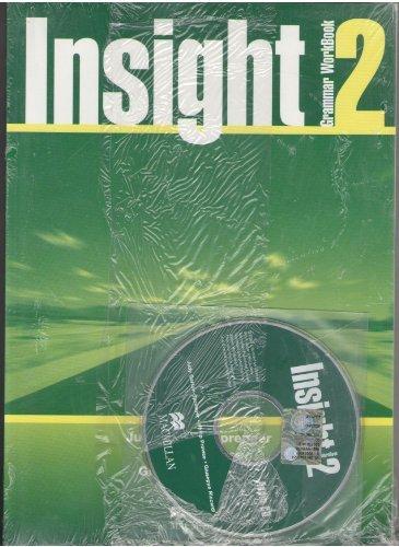 Insight. Student's Book-Workbook. Con CD Audio. Per le Scuole: 2