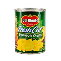 Del Monte Pine Chunks in Syrup - 567 gm