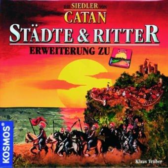 Die Siedler von Catan, Städte und Ritter-Erweiterung