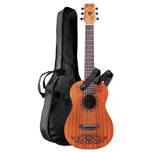 Cordoba Guitars Coco Mini MH/MH W/B - Mini classical guitar