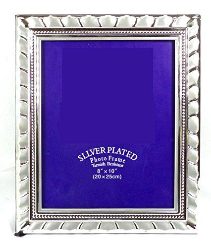 cornice-per-foto-da-20x-25cm-finitura-in-silver-plated-posteriore-tipo-velluto-nero-collezione-ester
