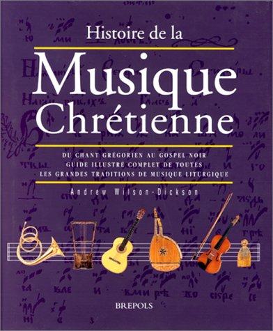Histoire de la musique chrétienne