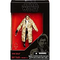 Star Wars, 2015 The Black Series, Han Solo [Endor] Exclusive Action Figure, 3.75 Inches