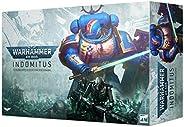 Warhammer 40,000 Indomitus Inglés