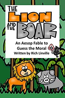U Torrent Descargar The Lion and the Boar An Aesop Fable to Guess the Moral PDF Libre Torrent