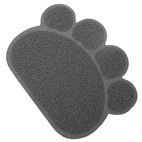 Stehen Hund Kostüme (Tutoy Haustier Hund Welpen Pvc Katze Dish Schüssel Fütterung Lebensmittel Tischset Matte Wischen)