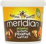 Meridian Foods weiche BIO Erdnuss Butter 1kg