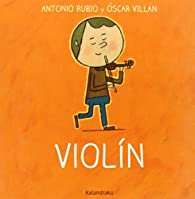 Violín par Antonio Rubio