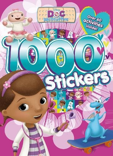Stuffins 1000 Stickers ()