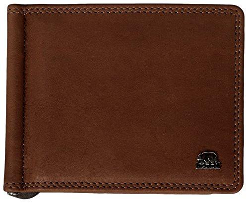 Brown Bear clip banconota da uomo in