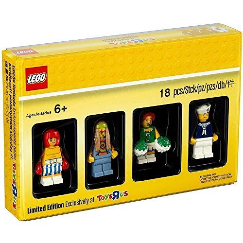 LEGO ® City 5004941 - Limited Edition Minifiguren Set City Bricktober 2017 (Navy Lego Minifigur)