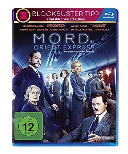 Mord im Orient Express [Blu-ray]