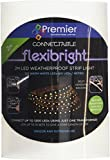 Premier Decorations BL141486WW 2 m 120 LED Flexible Strip Light - Warm White