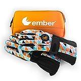 Ember MK1 Phoenix heated ski glove