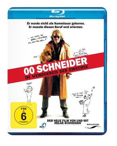 00 Schneider - Im Wendekreis der Eidechse [Blu-ray]
