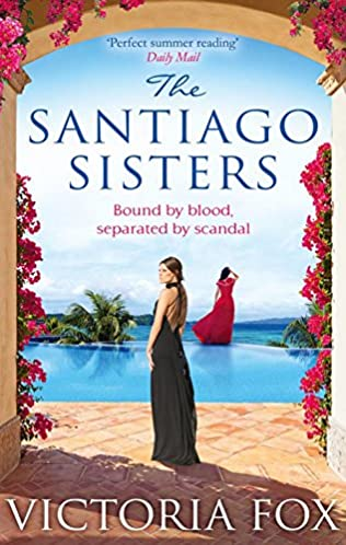 book cover of The Santiago Sisters
