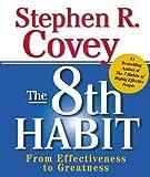 The 8th Habit: From Effectiveness to Greatness price comparison at Flipkart, Amazon, Crossword, Uread, Bookadda, Landmark, Homeshop18