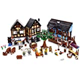 LEGO - 10193 - Jeu de construction - LEGO Creator - Le village médiéval