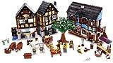 LEGO 10193 - Mittelalterlicher Marktplatz - Lego
