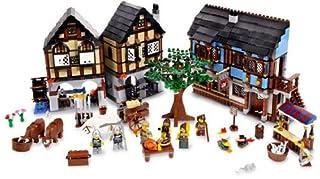 LEGO - 10193 - Jeu de construction - LEGO Creator - Le village médiéval by Lego Castle (B001USHRCK) | Amazon price tracker / tracking, Amazon price history charts, Amazon price watches, Amazon price drop alerts