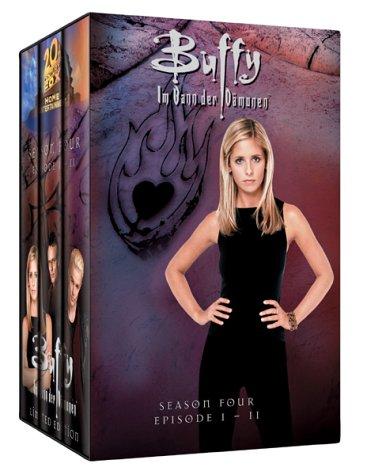 Preisvergleich Produktbild Buffy - Im Bann der Dämonen: Season 4.1 Collection [VHS]