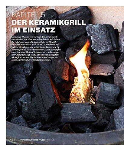 Der Keramikgrill: Technik und Rezepte - 9