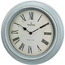Festina - Reloj de Pared FC0123 - Azul