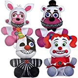 Figura de Felpa de Cinco Noches en Freddy'S - FNAF Plush Toy (Juego de...