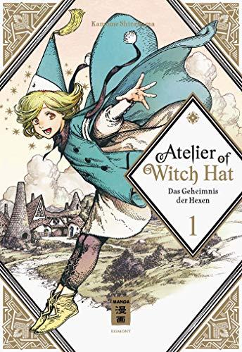 Atelier of Witch Hat 01: Das Geheimnis der Hexen - 01 Tinte