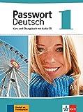 Passwort Deutsch 1: Kurs- und Übungsbuch mit Audio-CD