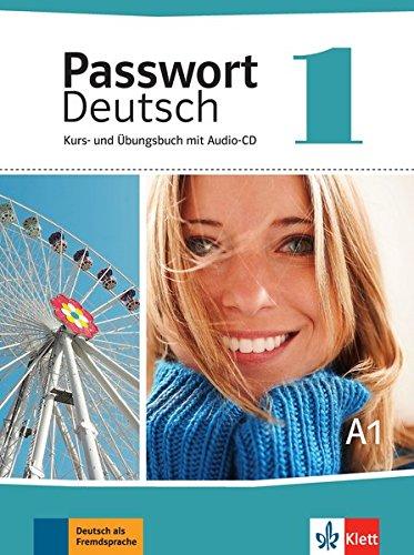 Passwort Deutsch : Kurs und Übungsbuch : Band 1 (1CD audio)